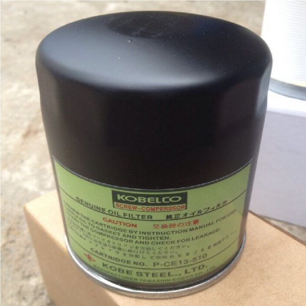 KOBELCO Oil Filter P-CE13-510